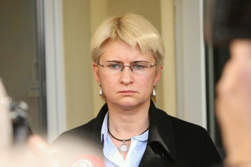 Teismas atmetė N.Venckienės prašymą panaikinti jai skirtą papeikimą