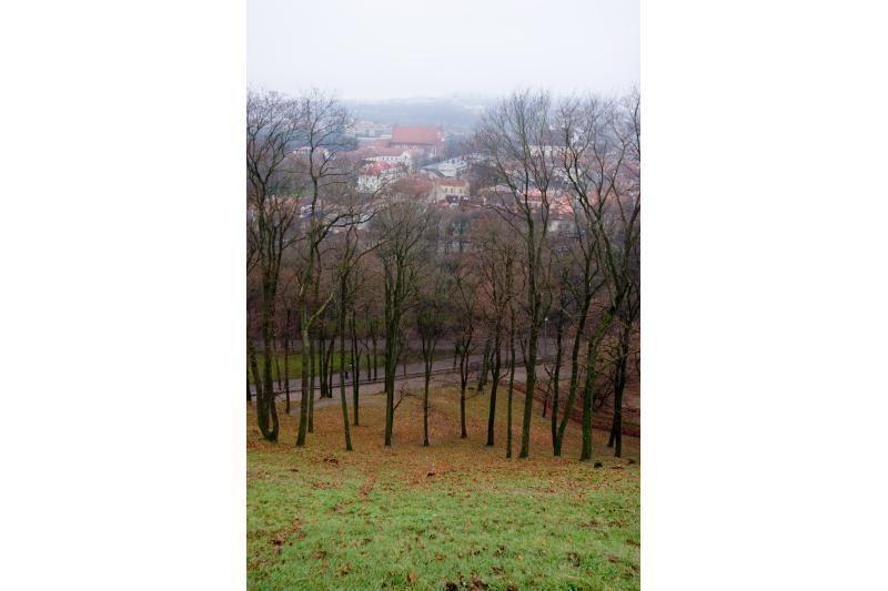 Po Velykų restauracijos darbams uždaromas Sereikiškių parkas