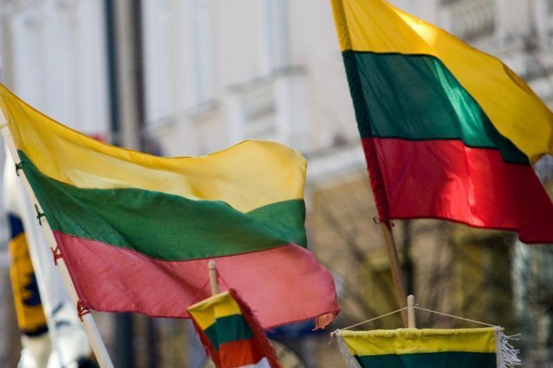 Gedimino kalno Pilies bokšte bus iškelta 2012-ųjų vėliava