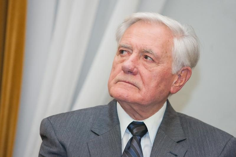 V.Adamkui - apdovanojimas už Lietuvos ir Lenkijos bendradarbiavimą