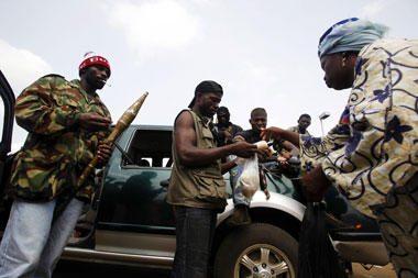 Tarptautinis Baudžiamasis Teismas pradeda tirti masines civilių gyventojų žudynes Dramblio Kaulo Krante