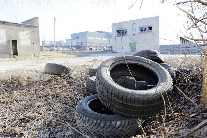 Nelegalių sąvartynų Klaipėdoje nemažėja