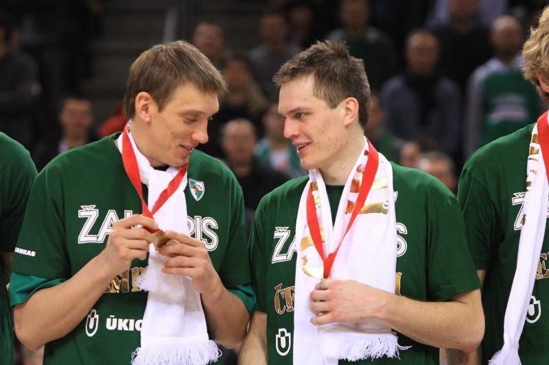 P.Jankūnas apie MVP prizą: pakviesiu komandos draugus vakarienės