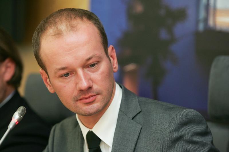 R.Žilinskas į Seimą patekti bandys su konservatoriais