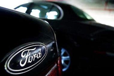 """""""Ford"""" ruošia visureigio """"Kuga"""" kupė versiją?"""