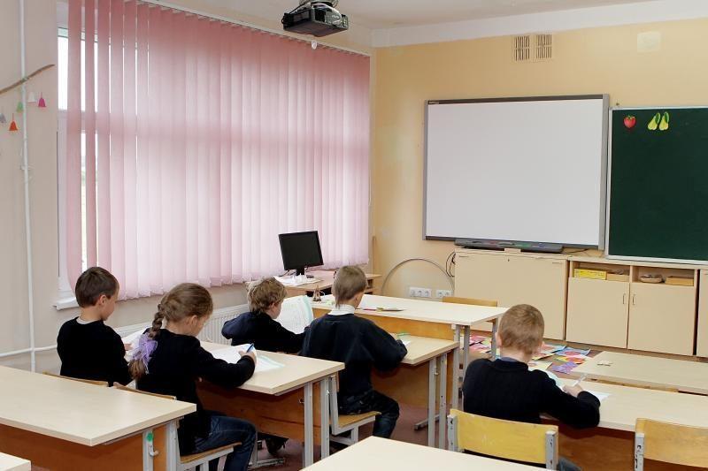 Pertvarkos: nuo rugsėjo Vilniaus mokyklose mažiau vietų