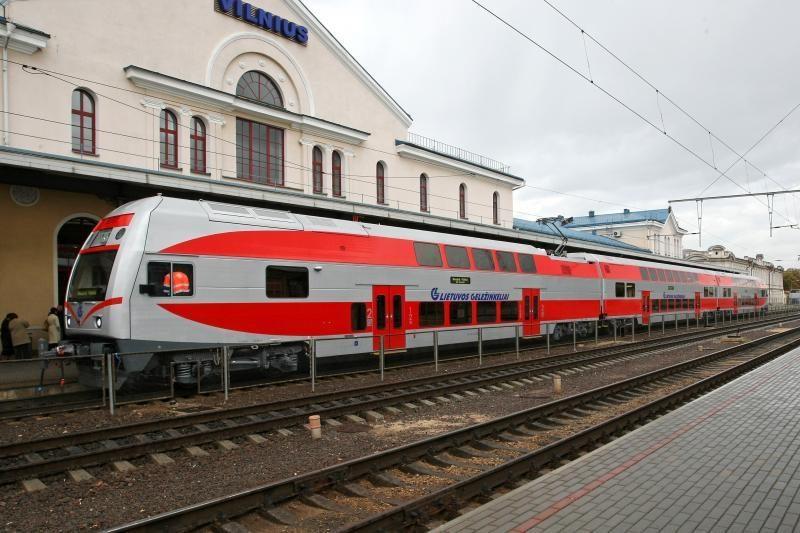 Vyriausybė ieško lėšų pasieniečiams Vilniaus geležinkelio stotyje