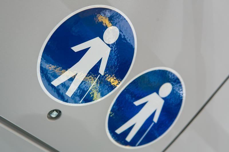 """Policijos patarimai: viešasis transportas - ne vieta """"nesvarumui"""""""