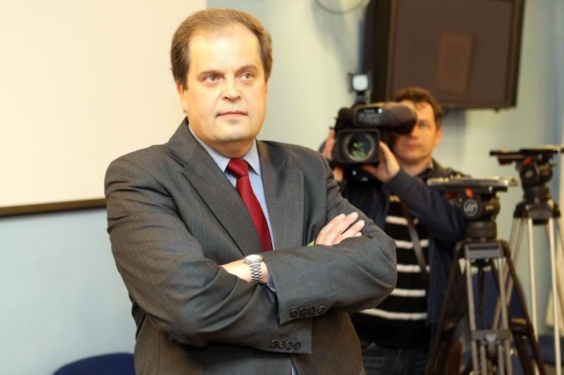 R. Skirtuno papirkimu įtariamo advokato byla keliauja į teismą