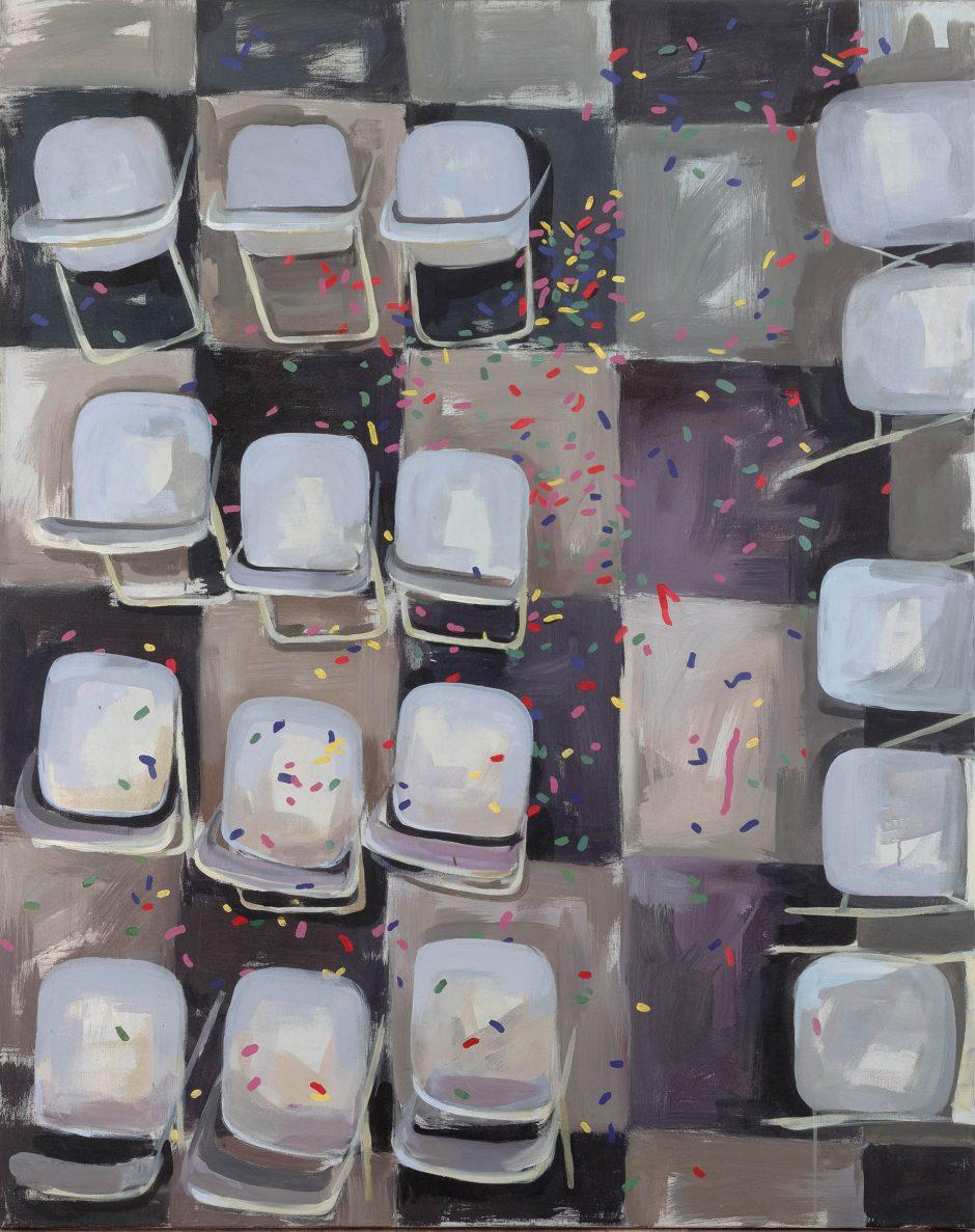 Uostamiestyje atidaroma tapybos paroda