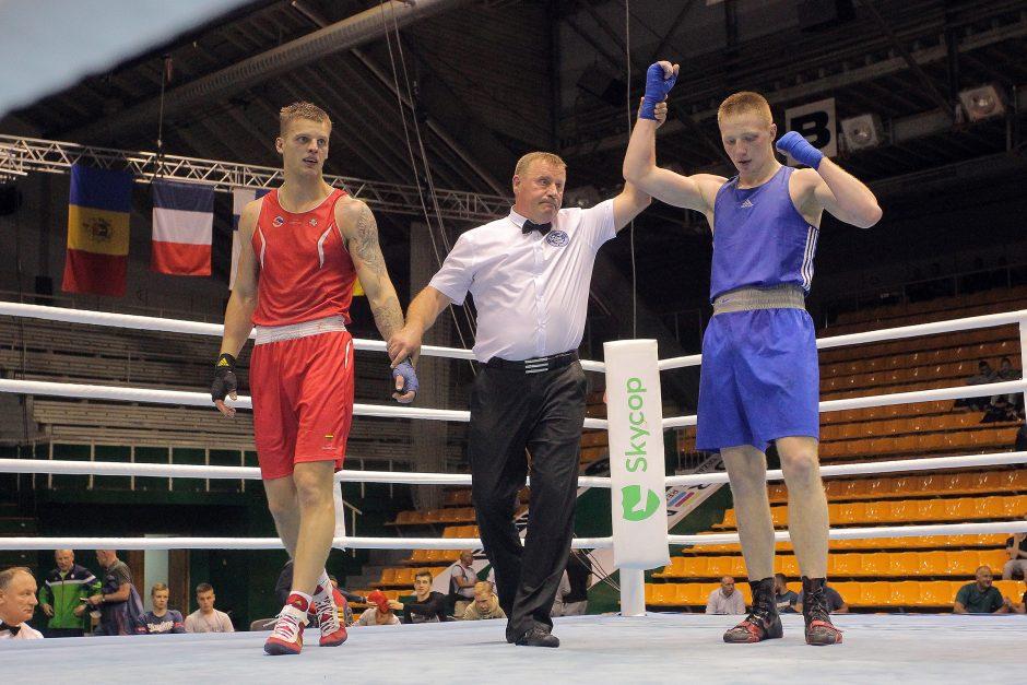 A.Šociko bokso turnyro pusfinaliai