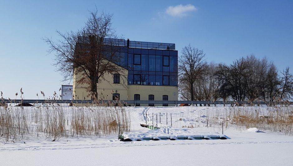 Senieji Klaipėdos kanalo tiltai ir S. Gaidjurgio sodyba
