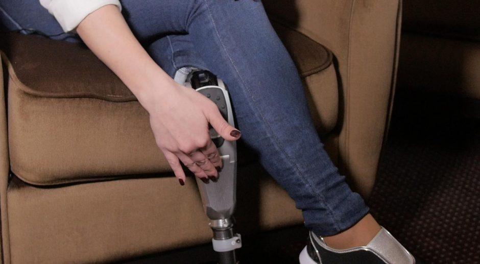 Svetlanos kova su gripu: amputuota koja – vienas geriausių scenarijų