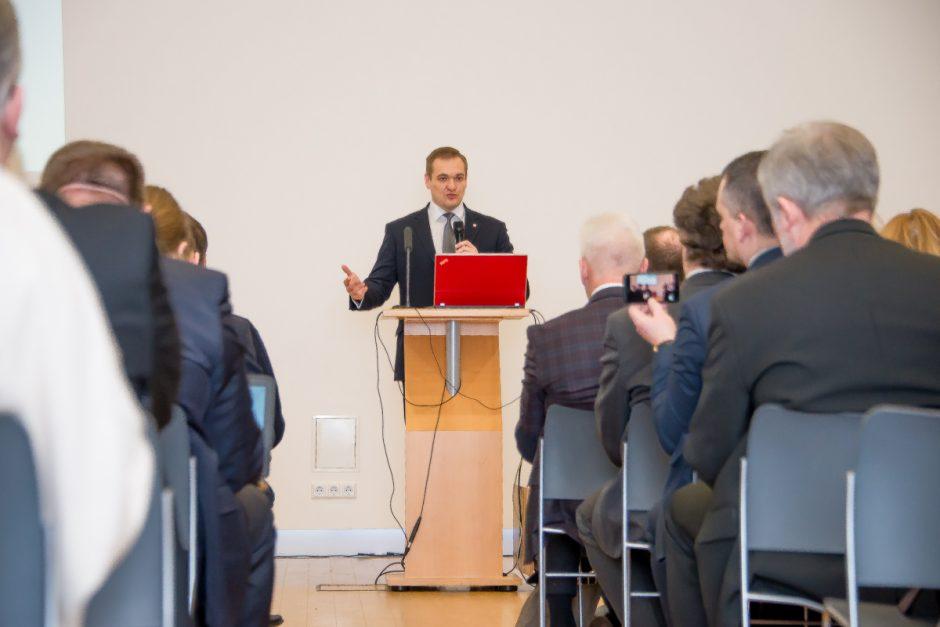 Regioninė politika grindžiama partneryste