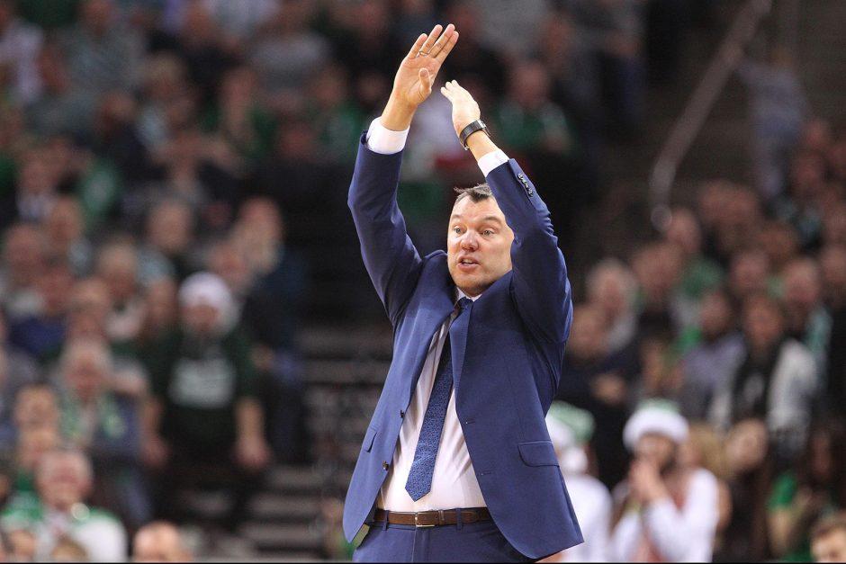 """Š. Jasikevičius į NBA dar nesikels: """"Raptors"""" išsirinko kitą trenerį"""