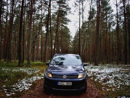 Skelbimas - VW Touran