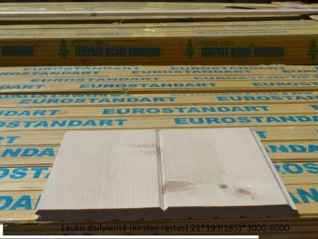 Skelbimas - Dailylentės, grindinės, terasinės, pakalimo, tvoros lentos