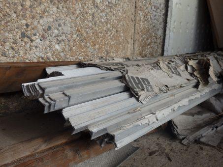Skelbimas - PARDUODU 2mm L-tipo ALIUMINIO kampuoti