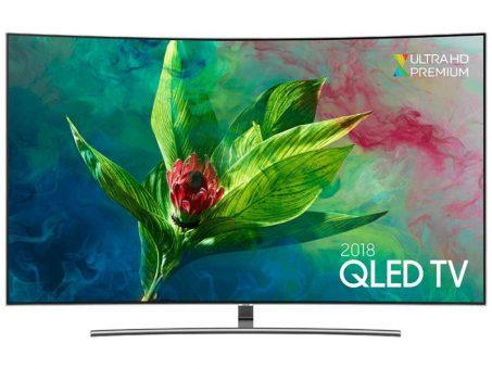 Skelbimas - Samsung QE55Q8CNATXXH QLED televizorius