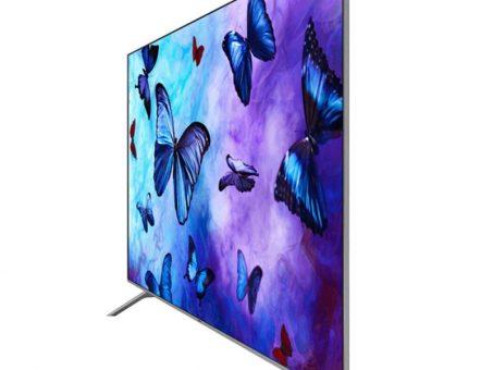 Skelbimas - Samsung QE65Q6FNATXXH QLED televizorius