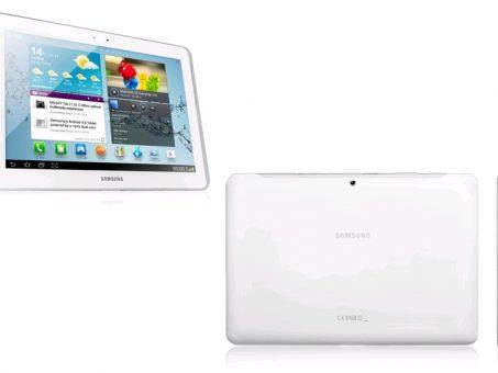 Skelbimas - Plansetinis kompiuteris SAMSUNG Galaxy Tab 2, 10,1 colio ekranas, 3G,
