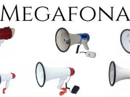 Skelbimas - Megafonas