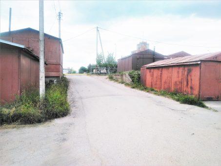 Skelbimas - Metalinis garažas su vieta bendrijoje