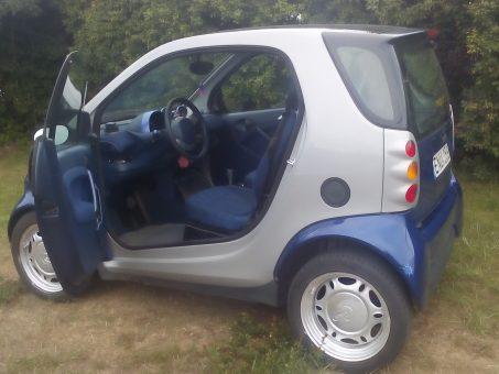 Skelbimas - Geras pasiulymas Smart City Coupe