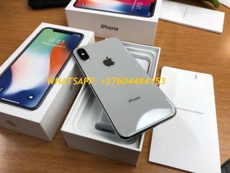 Skelbimas - Apple iPhone X 64GB € 390 iPhone X 256GB € 460