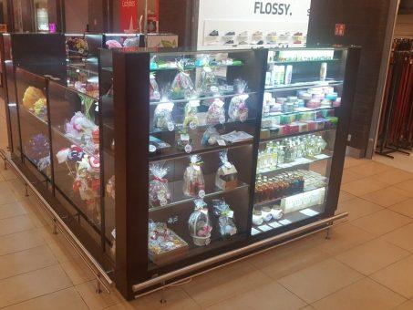 Skelbimas - Parduodame prekybos salelę 3m x 2m Vilnius