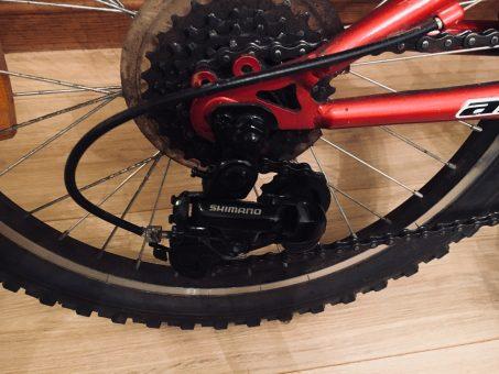 Skelbimas - Vaikiškas 20c dviratis