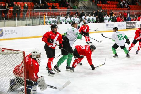 """Elektrėnų """"Energija"""" - """"Kaunas Hockey"""""""