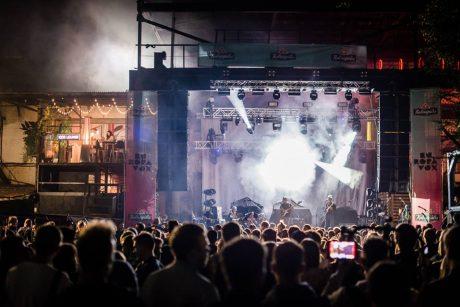 "Urbanistinis festivalis ""Loftas Fest"" rugsėjį vėl drebins Vilnių"