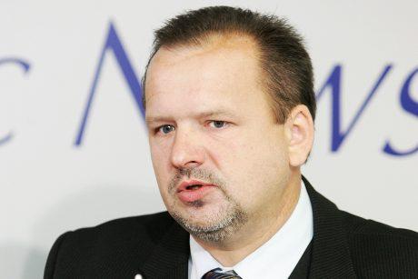 D. Zabulionis vėl apskundė atleidimą iš Kelių direkcijos