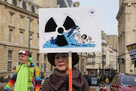 Teismas: Japonijos vyriausybė neatsakinga už Fukušimos katastrofą
