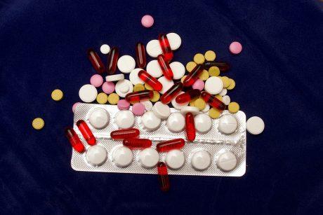 Atsparumas antibiotikams – pasaulinė problema