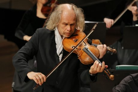 A. Mustonenas: koncertas yra gyvas emocinis patyrimas