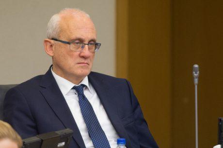 S. Jakeliūnas dėl Lietuvos banko veiklos gali kreiptis į ES instituciją