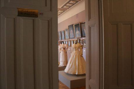 Išskirtinėje vestuvių parodoje – garsių moterų istorijos