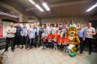 """""""Kaunas Hockey"""" komandos pristatymas"""