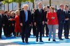 D. Trumpo ir NATO viršūnių susitikimas