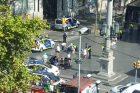 Kruvinas išpuolis Barselonoje