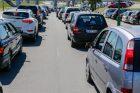 Automobilių eilės į Neringą