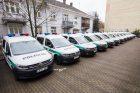 Policijai – 20 automobilių su naujausia įranga