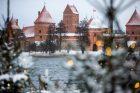 Žiema Trakų apylinkėse