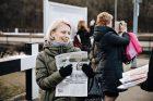Laimės dieną Kaune – ypatingos dovanos ir šypsenos