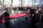 Iškilmingas šventinės dienos minėjimas Vienybės aikštėje
