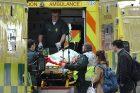Kruvinas išpuolis prie Britanijos parlamento