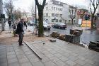 Atnaujintas eismas A. Mickevičiaus gatvėje