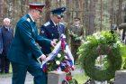 Kariai pagerbė Antrojo pasaulinio karo aukų atminimą